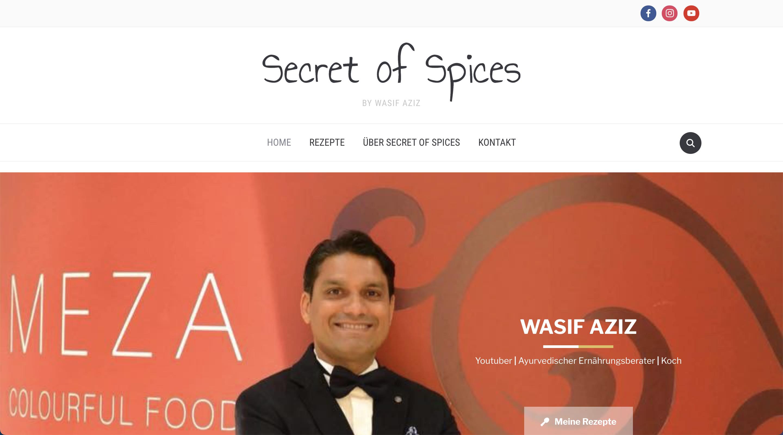 Secret of Spices